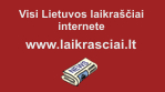 Visi Lietuvos laikraščiai internete